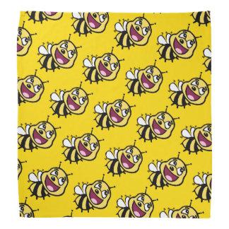 Bee Awesome Bandana