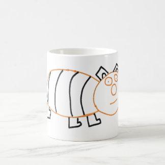 Bee Bear Morphing Mug