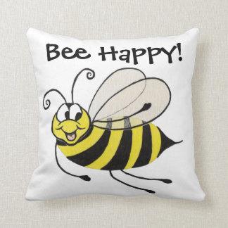Bee - Bee happy - Pillow