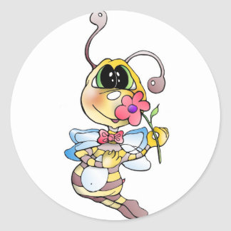 Bee bees stickers - more sticker bee bees