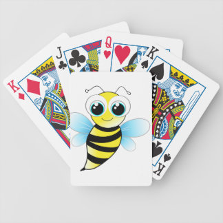 bee bicycle playing cards