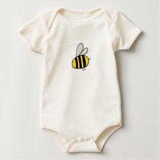 Bee -- bodysuit, romper, or tee for baby/toddler
