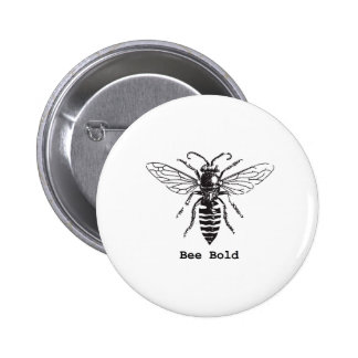 Bee Bold Button
