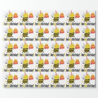 Bee Bop A Birthday
