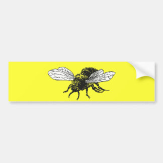 Bee Bumper Stickers