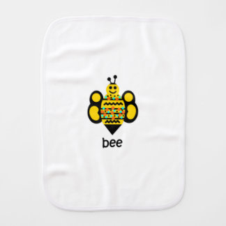Bee Burp Cloth