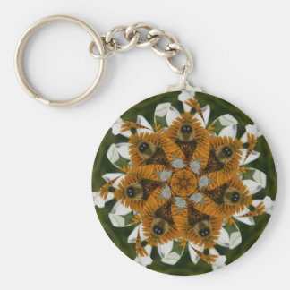 Bee busy keychains
