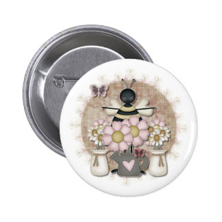 Bee Button 1
