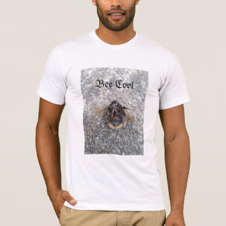 Bee cool mens fashion super soft T shirt