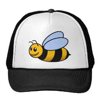 Bee - cute cap