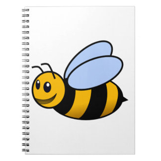 Bee - cute note book