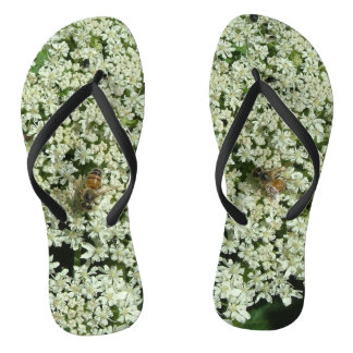 Bee Flip Flops Thongs