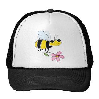 Bee & Flower Hat