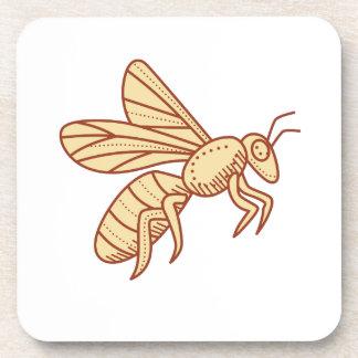 Bee Flying Mono Line Coaster
