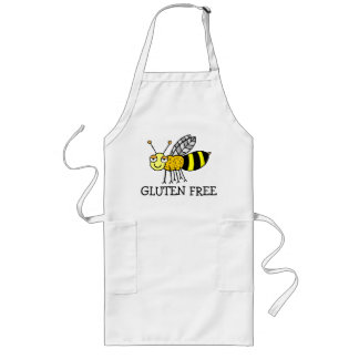 Bee Gluten Free Long Apron