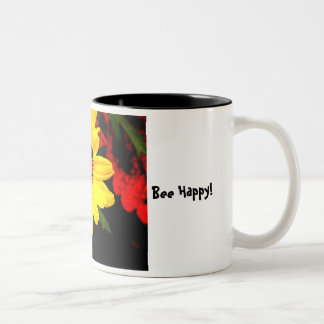 Bee Good!, Bee Happy Coffee Mug