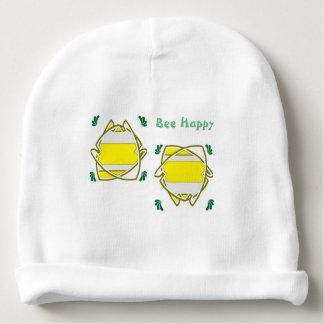 Bee Happy -babee cap Baby Beanie