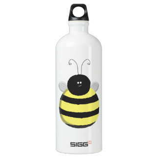 Bee Happy Chubby cute bee SIGG Traveller 1.0L Water Bottle