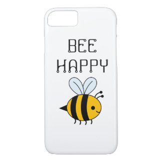 BEE HAPPY PHONE CASE