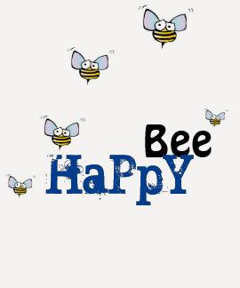 Bee Happy T shirt