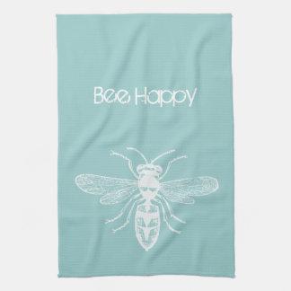 Bee Happy Hand Towels