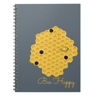 Bee Happy & The Honeycomb Note Books