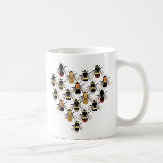 Bee Heart Mug