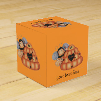 BEE HIVE FAVOUR BOX