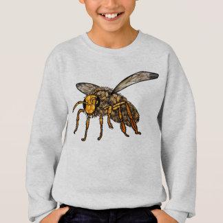 Bee Hive in Bee Sweatshirt