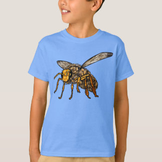 Bee Hive in Bee T-Shirt