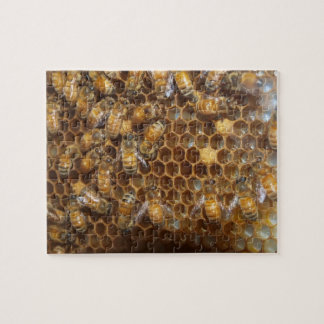 Bee Hive Jigsaw Puzzle