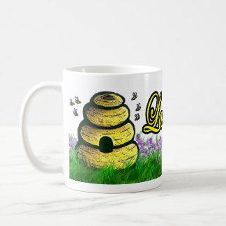 Bee Hive Mug