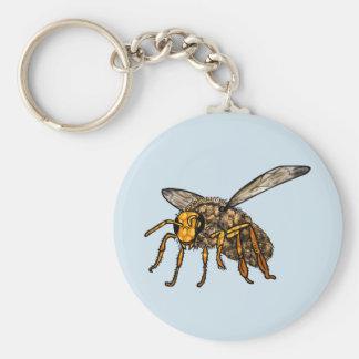 Bee Hiv'in Bee Key Ring