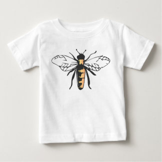 Bee Honey bee Bumble bee Carpenter bee Apidae Baby T-Shirt