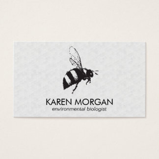 Bee | Honeycomb Business Card