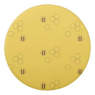 Bee Honeycomb Pattern Eraser