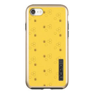Bee Honeycomb Pattern Incipio DualPro Shine iPhone 8/7 Case