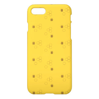 Bee Honeycomb Pattern iPhone 8/7 Case