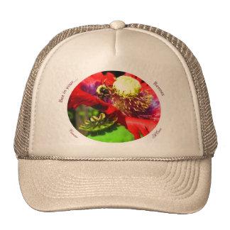 Bee in your Bonnet..... Cap