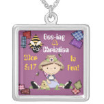 Bee-ing A Christian Is Fun Necklace
