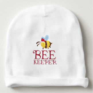 Bee Keeper Christmas Edition Baby Beanie