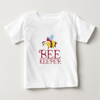 Bee Keeper Christmas Edition Baby T-Shirt