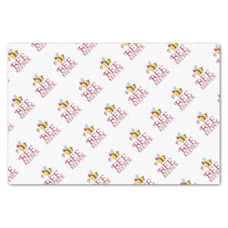 Bee Keeper Christmas Edition Tissue Paper