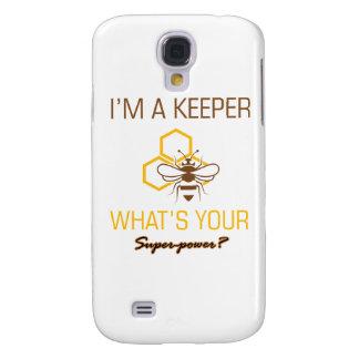 Bee Keeper tshirts Samsung Galaxy S4 Cases