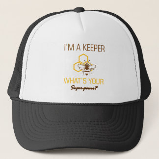 Bee Keeper tshirts Trucker Hat