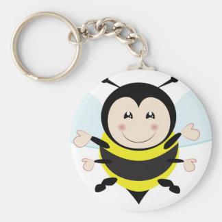 Bee Key Ring