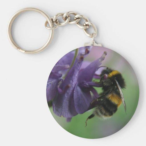 Bee Key Chains