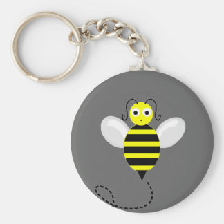 BEE KEYCHAINS