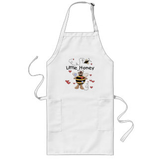 Bee Little Honey t-shirts and Gifts Apron