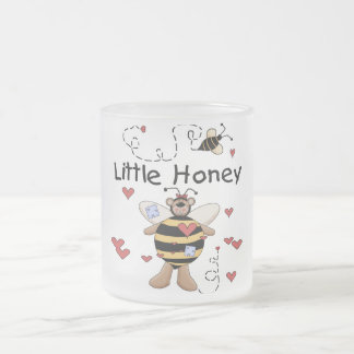 Bee Little Honey t-shirts and Gifts Mugs